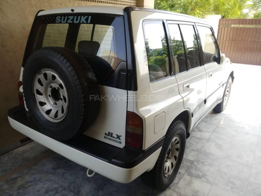 Suzuki Vitara 1992 Image-1