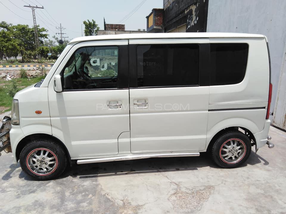 Suzuki Every Wagon JP 2007 Image-1