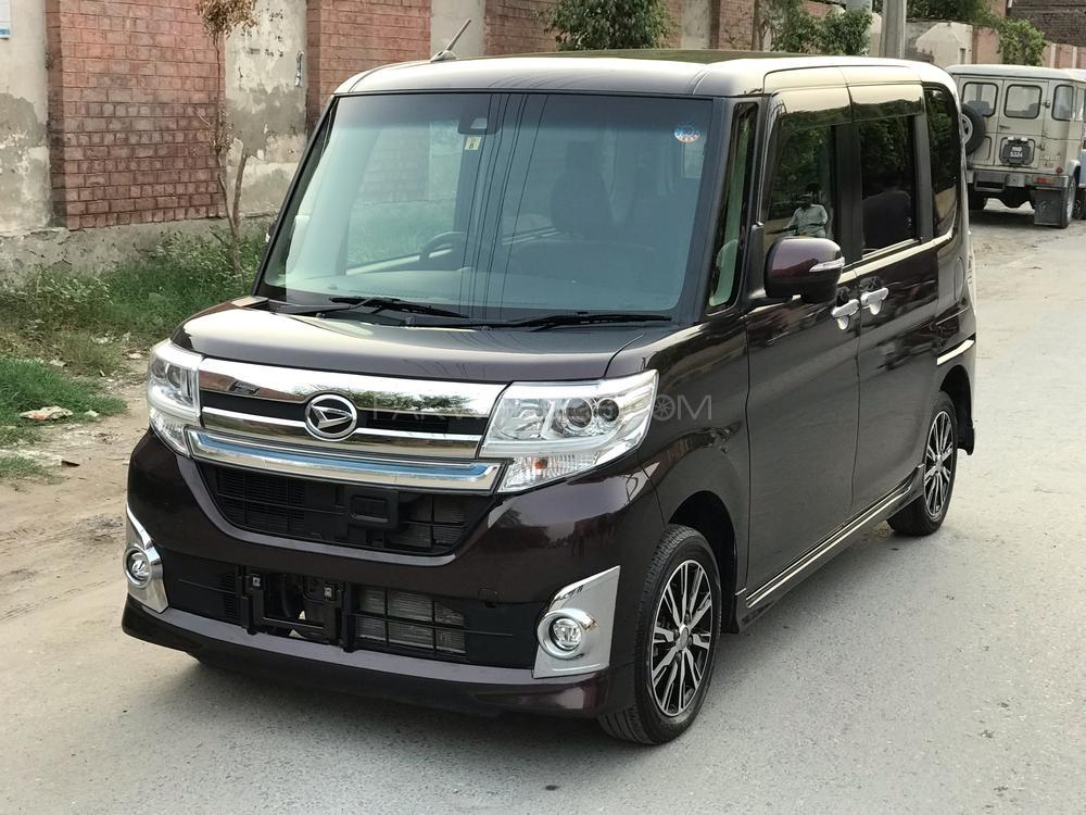 Daihatsu Tanto Custom X Limited SA III 2015 For Sale In