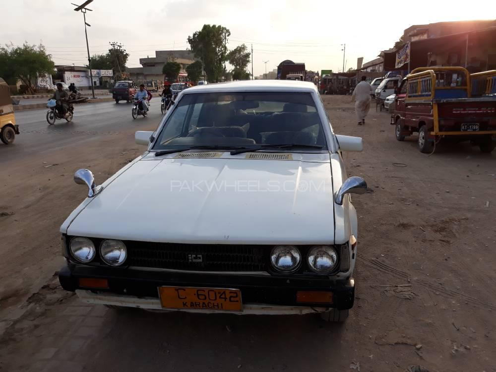 Toyota Corolla DX 1980 Image-1