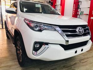 White Fortuner 2018 Cars for sale in Lahore - Verified Car Ads