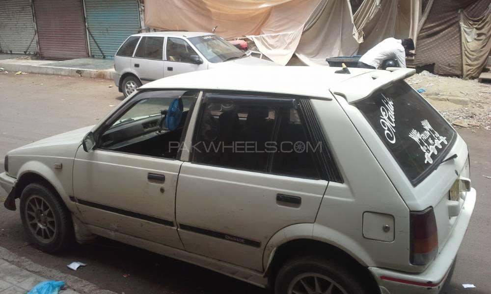 Daihatsu Charade 1991 For Sale In Karachi Pakwheels