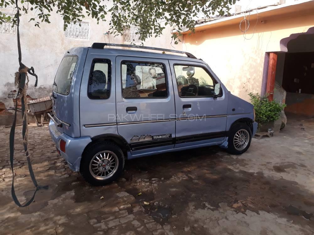 Suzuki Wagon R VXR 1998 Image-1
