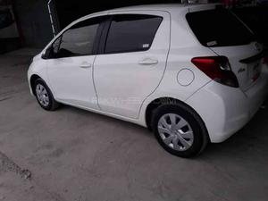 White Vitz Cars for sale in Islamabad - Verified Car Ads | PakWheels