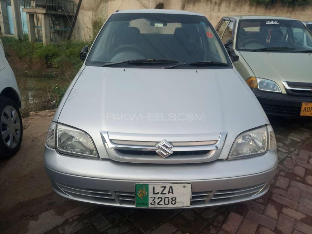 Suzuki Cultus VXL 2004 Image-1