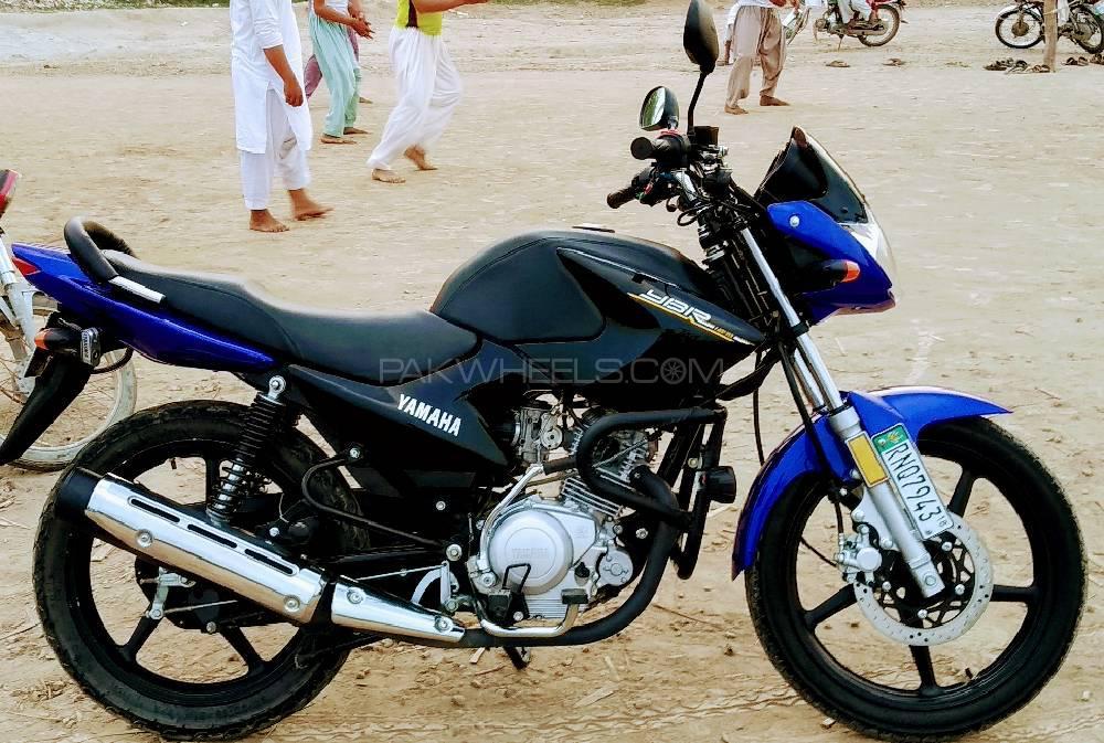 Used Yamaha Ybr 125 2019 Bike For Sale In Islamabad 248964 Pakwheels