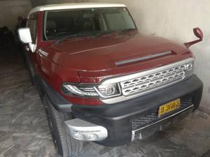 Toyota Fj Cruiser Cars for sale in Pakistan | PakWheels