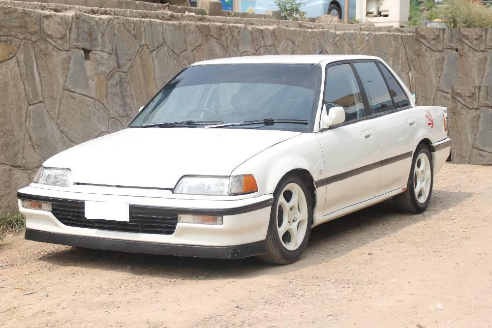 Honda Civic EXi 1988 Image-1