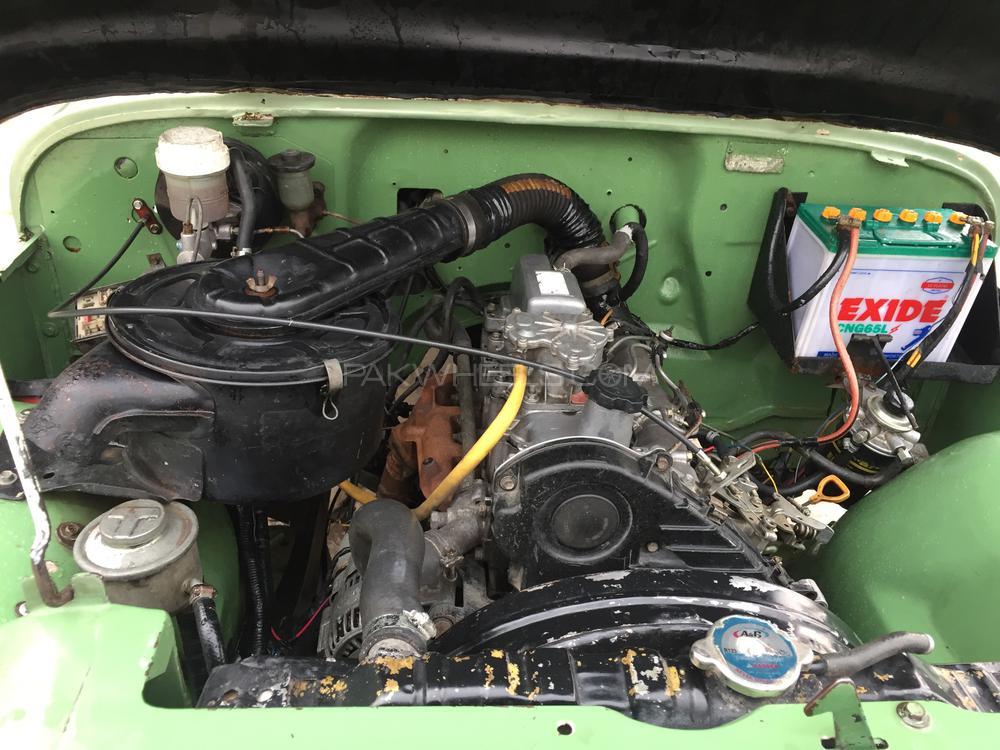 Jeep Cj 7 CJ-7 1984 Image-1
