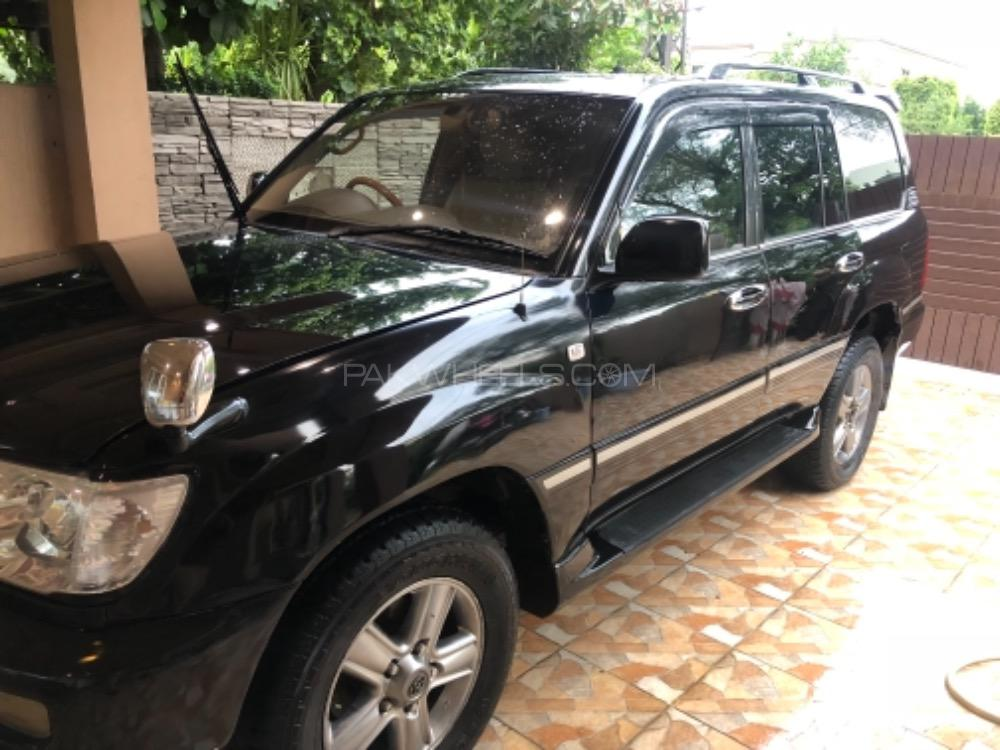Toyota Land Cruiser Amazon 4.2D 2003 Image-1