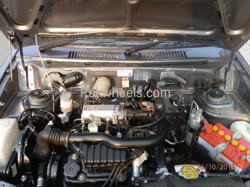 Suzuki Mehran VXR Euro II 2013 Image-2