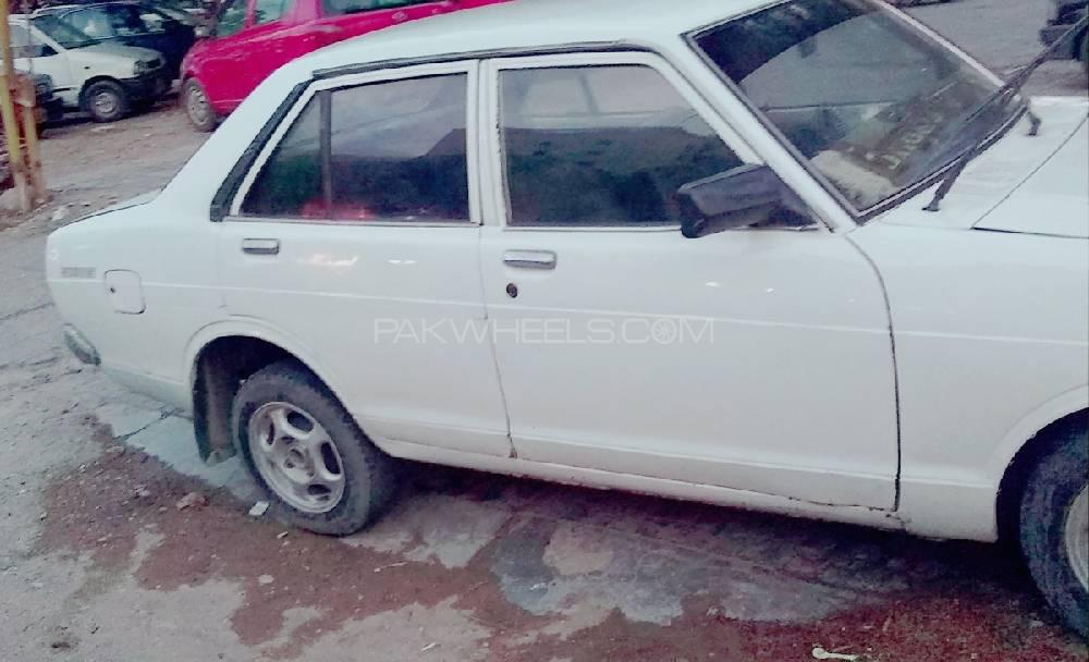 Datsun 120 Y 1980 For Sale In Karachi Pakwheels