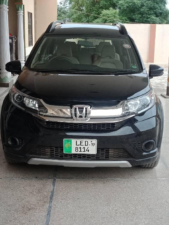 Honda BR-V i-VTEC MT 2019 Image-1
