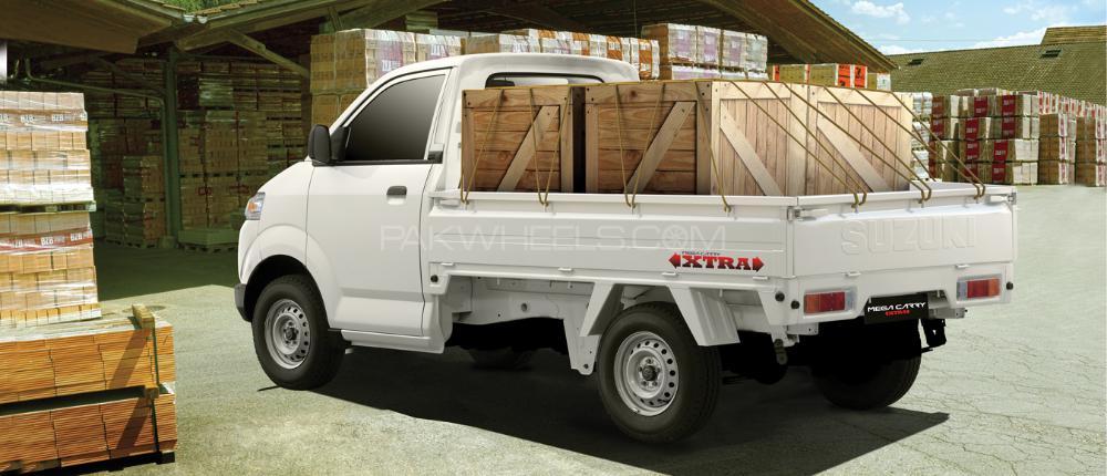 Suzuki Mega Carry Xtra Manual 2019 Image-1
