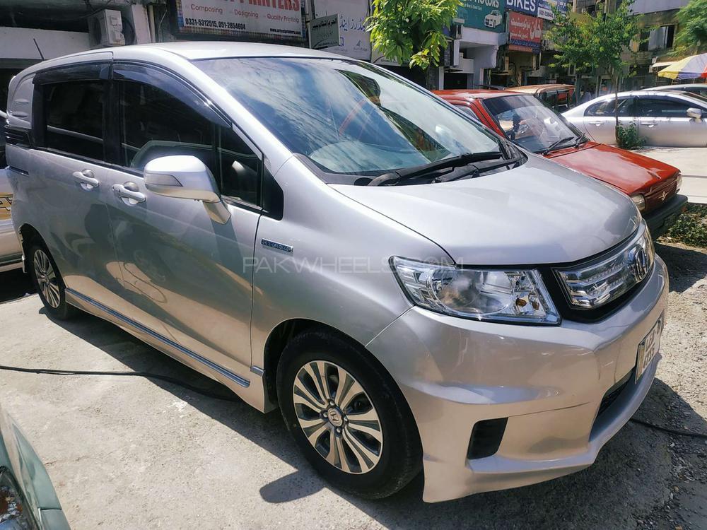 Honda Spike 2014 Image-1
