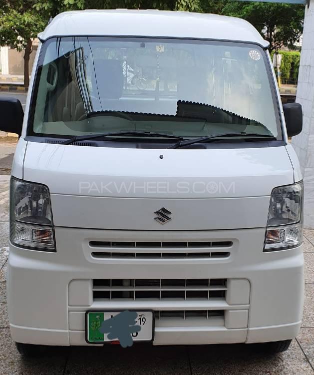 Suzuki Every GA 2014 Image-1
