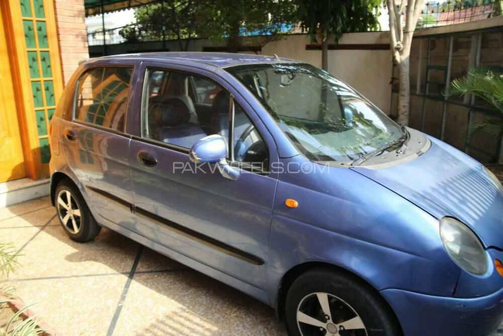 Chevrolet Joy 1.0 CNG 2007 Image-1