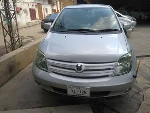 Toyota IST 2005 1 3 Cars for sale in Pakistan - Verified Car