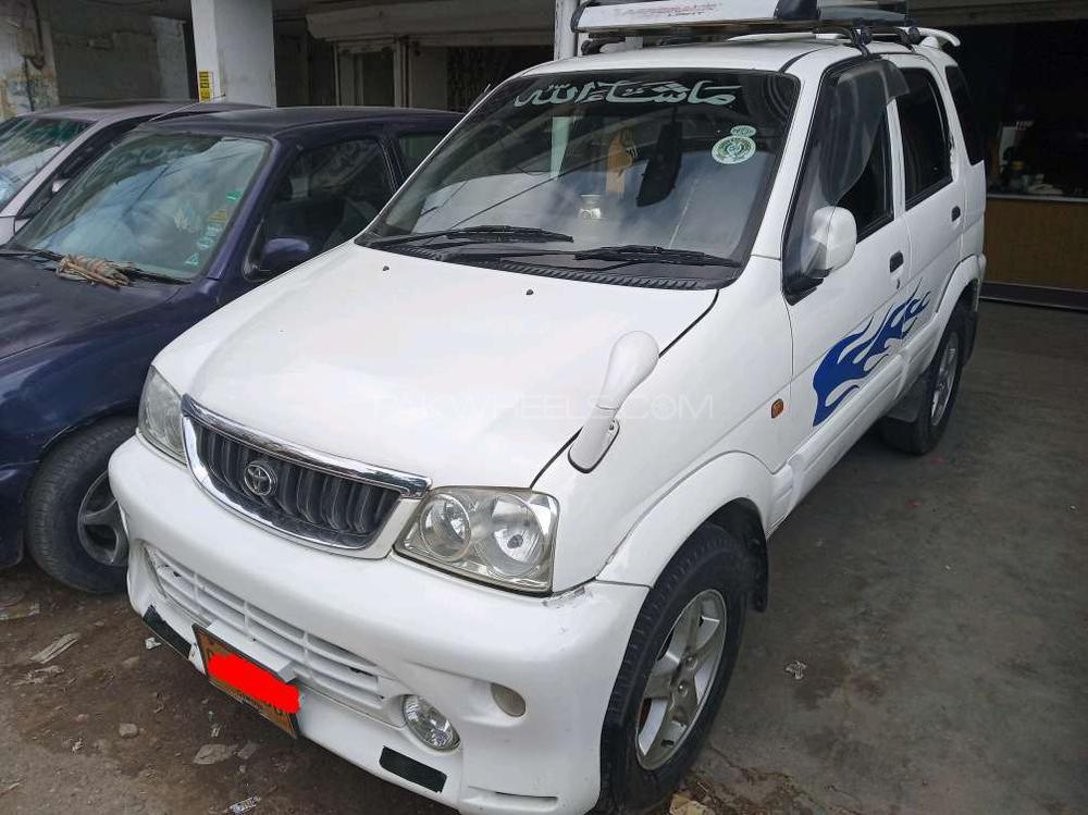 Toyota Cami P 2001 Image-1
