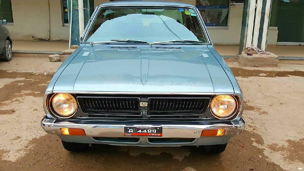 Toyota Corolla 1976 Image-1