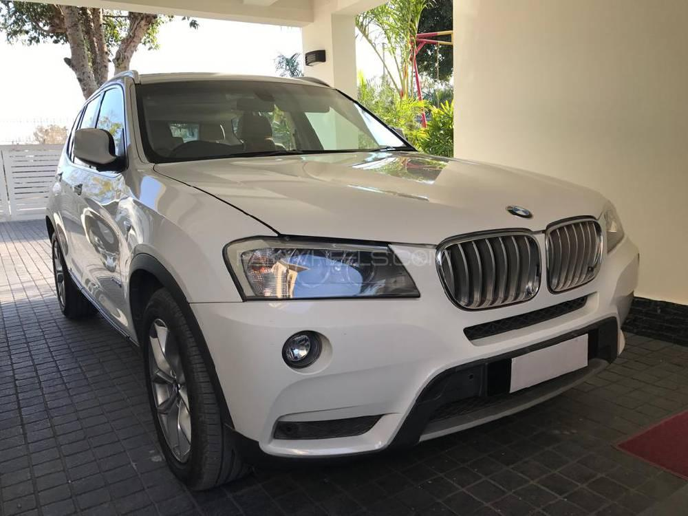 BMW X3 Series 30i 2011 Image-1