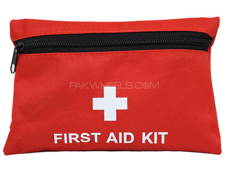 First Aid Emergency Kit Image-1
