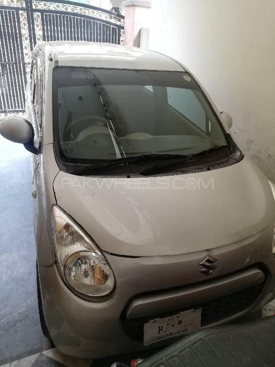 Suzuki Alto ECO-L 2010 Image-1