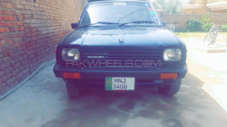 Suzuki FX GA 1994 Image-1