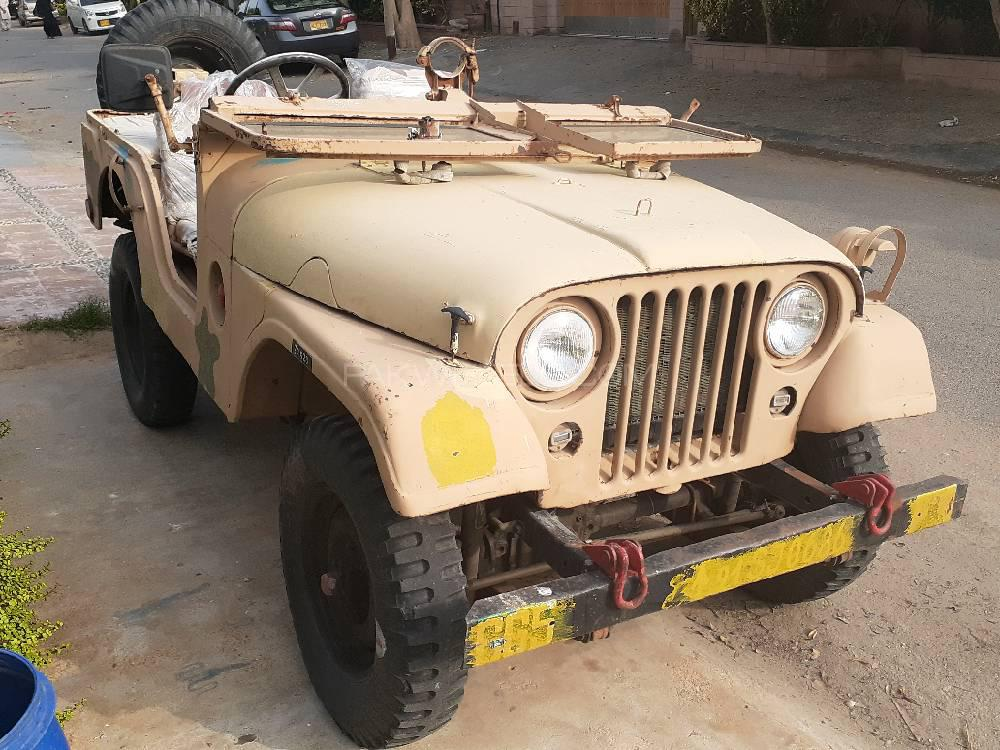 Willys M38 1962 Image-1