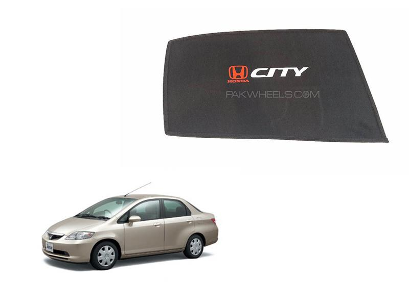 Honda City 2002-2004 Side Window Shades in Lahore