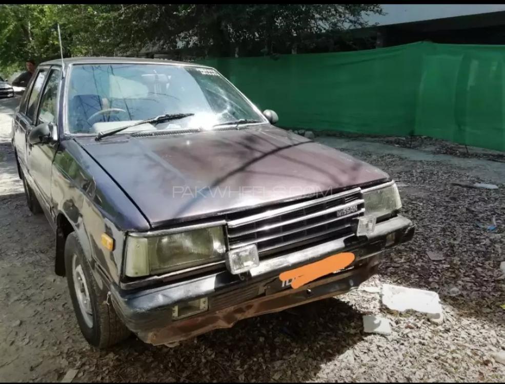 Nissan Sunny LX 1984 Image-1