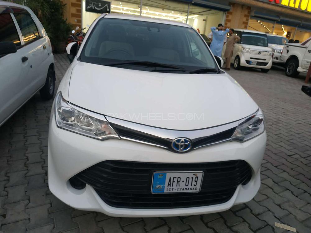 Toyota Corolla Axio G 2016 Image-1