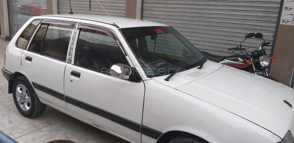 Suzuki Khyber GA 1988 Image-1
