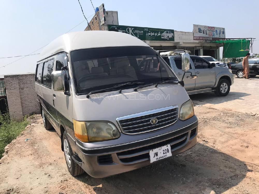 Toyota Hiace High-Roof 3.0 2001 Image-1