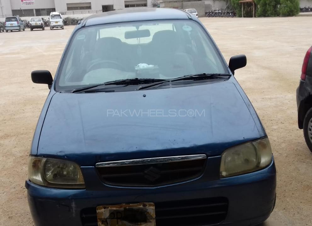 Suzuki Alto VXR 2007 for sale in Karachi | PakWheels