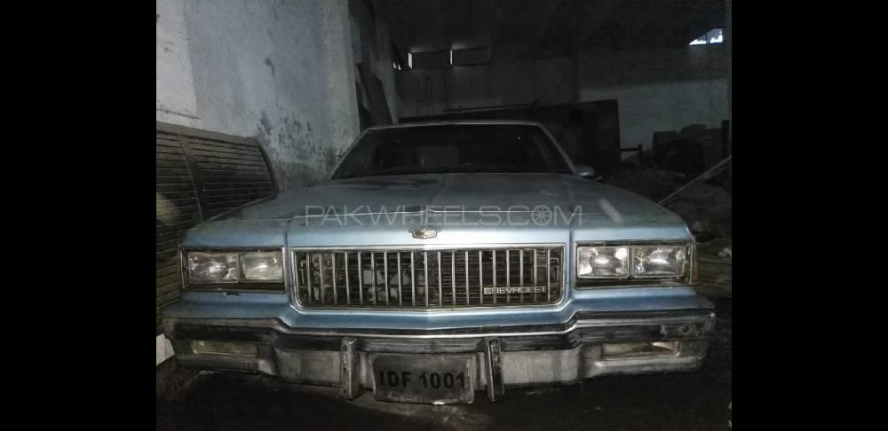 brand new ab89e 638bc Chevrolet Caprice 1986 for sale in Lahore | PakWheels