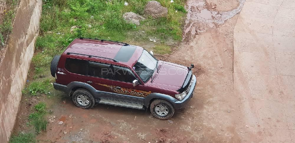 Toyota Prado TX 3.0D 1997 Image-1