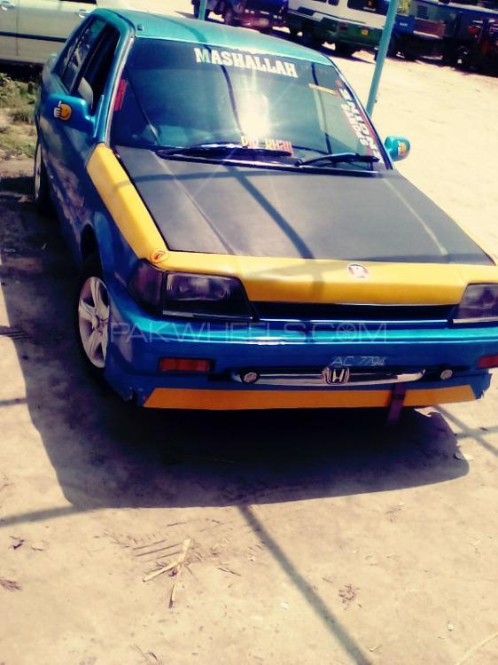 Honda Civic GL 1985 Image-1