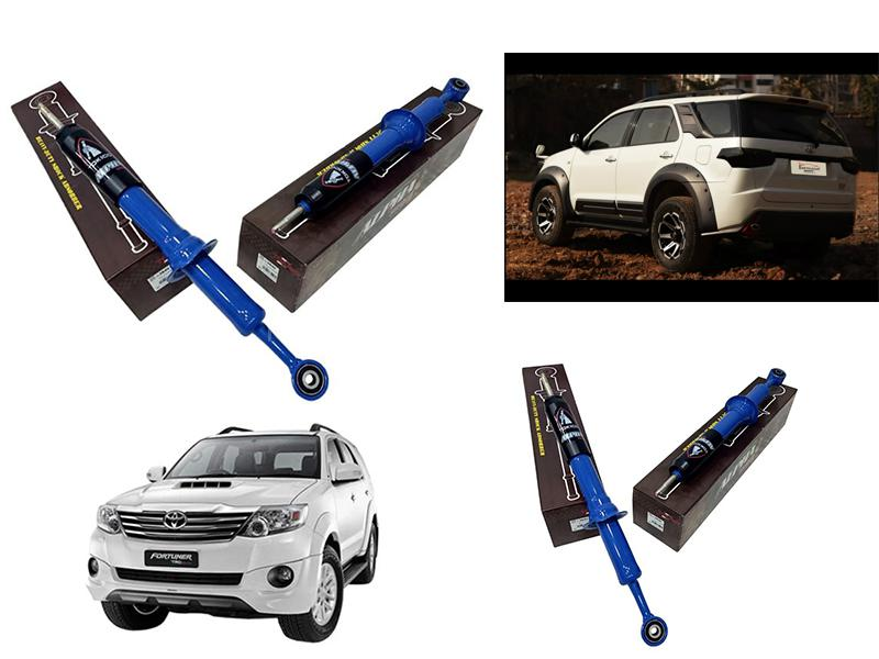 Tokico Front Shock Absorbers For Toyota Fortuner 2013-2016 - 2pcs in Lahore