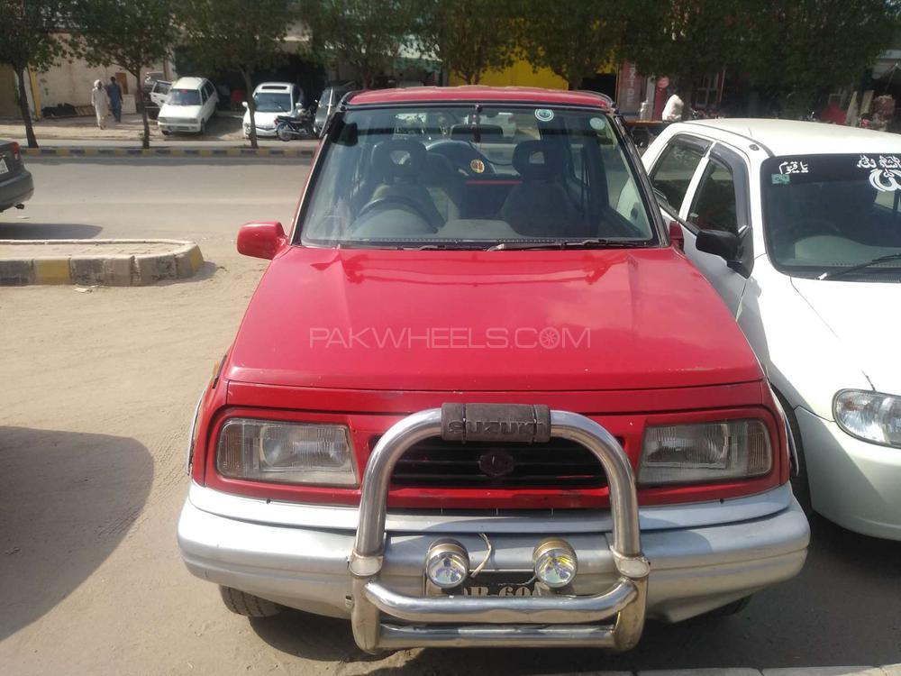 Suzuki Jimny JLDX 1999 Image-1