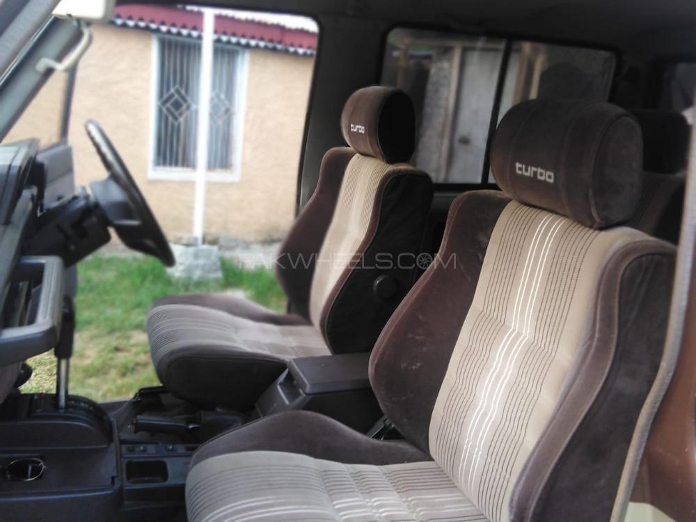 Toyota Land Cruiser 1990 Image-1