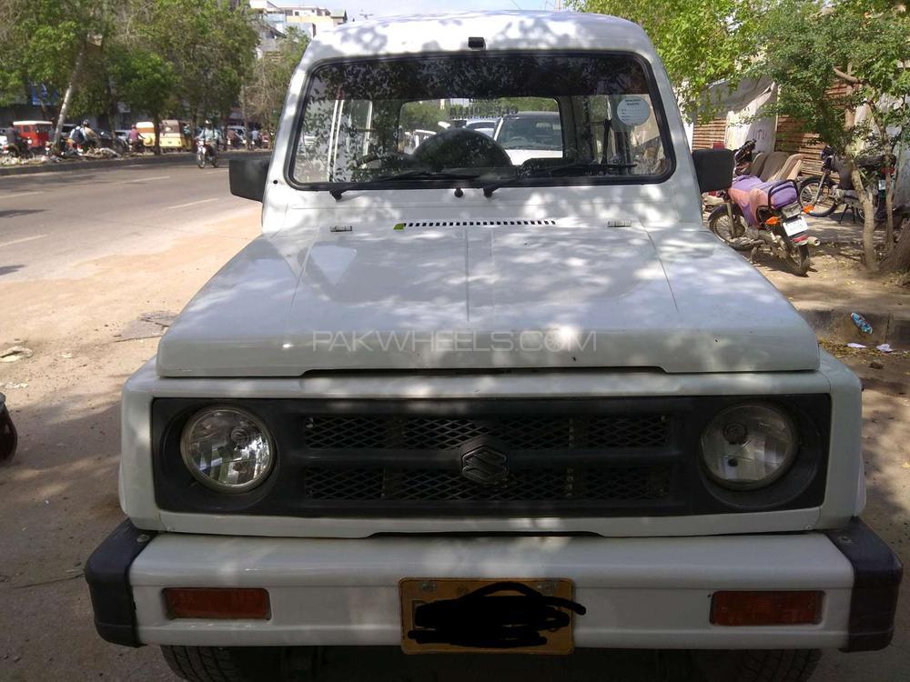 Suzuki Potohar Basegrade 1987 Image-1