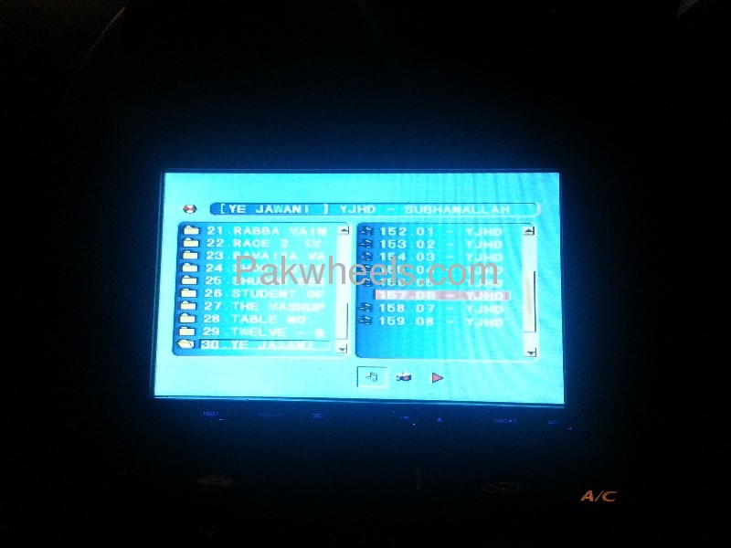 DVD Player + Amplifier for sale in Lahore - Car Accessory 886155 ...