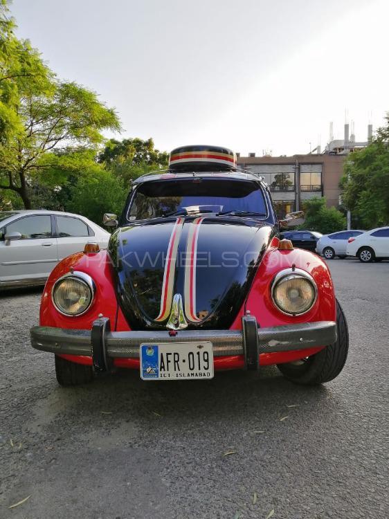 Volkswagen Beetle 1600 1969 for sale in Islamabad | PakWheels