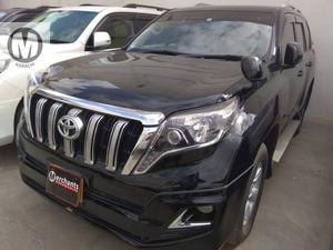 TOYOTA PRADO  TX 7st MODEL 2014  REGISTER 2018  SELLER'S COMMENTS  ::: MAY ALLAH CURSE LIARS :::   Merchants Automobile offers highly reliable, transparent and competitive vehicle sale-purchase options, authenticated by reputable third party evaluations, and upholding highest technical & professional standards. Merchants Automobile is a name that signifies customer trust and we believe to have long term relationship rather then one time salesmanship   We ensure reliable vehicle assessments of all our vehicles through original auction report verification for unregistered cars and Pakwheels inspection certification for registered cars   We facilitate all our customers as per 3S & 4S modern dealership concept and We also offer attractive exchange deals with your old car to our new car