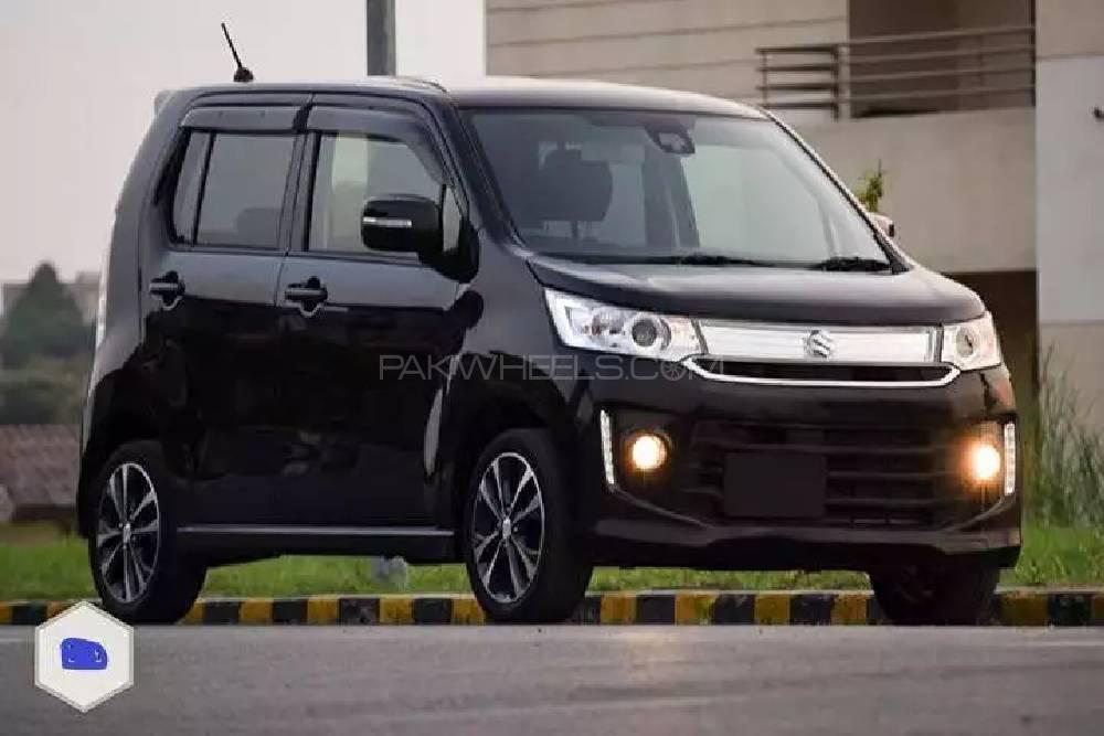 Suzuki Wagon R Stingray T 2015 Image-1