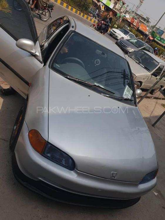 Honda Civic EX 1994 Image-1