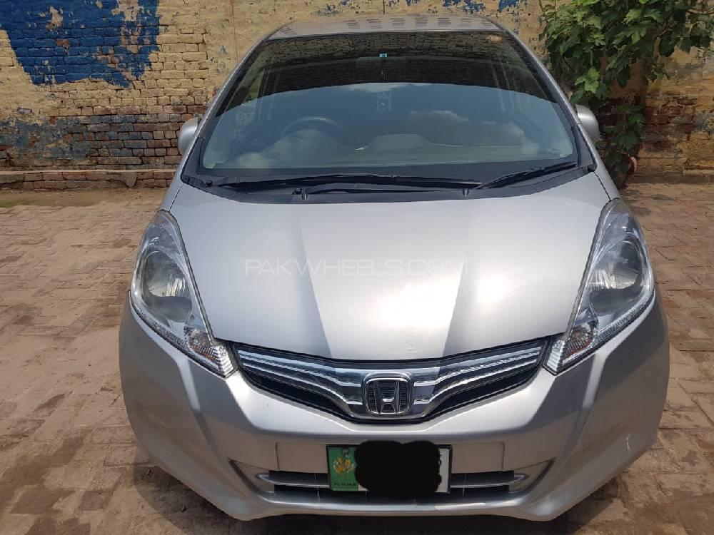 Honda Fit 2011 Image-1