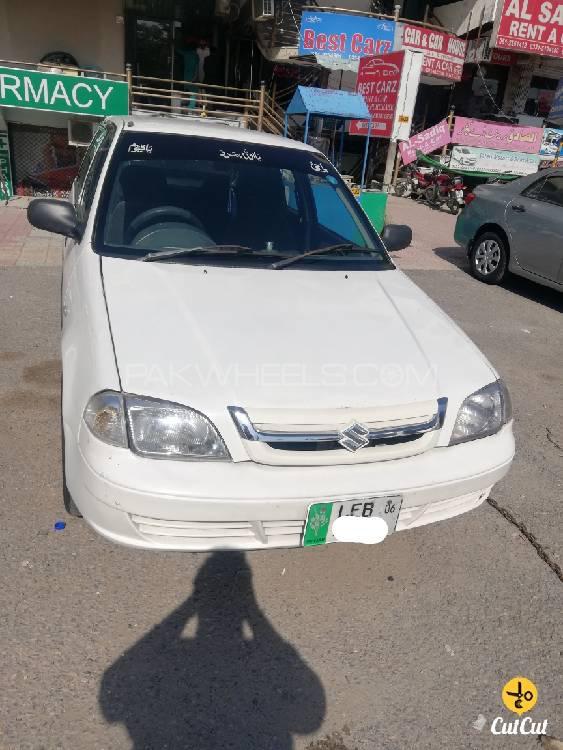 Suzuki Cultus VX (CNG) 2006 Image-1