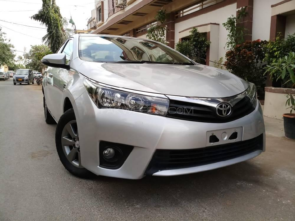 Toyota Corolla 2016 Image-1